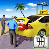 icono ciudad Taxi manejo simulador: en línea juegos 2020