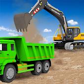 icono simulador de conductor de camión de rescate juegos