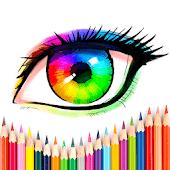icono InColor - Juegos de Colorear para Adultos