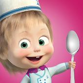 icono Masha juegos de comida gratis