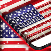 icono Nuevo teclado americano 2021