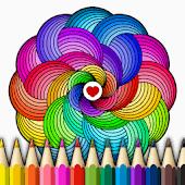 icono Mandalas para colorear