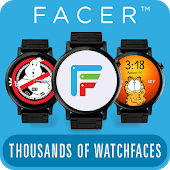 icono Facer: fondos de pantalla