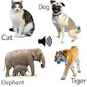 icono Sonidos de animal