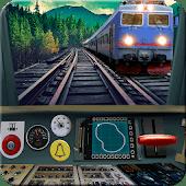 icono Tren simulador de conducción