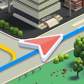 icono Navegador GPS sin internet - Mapas Gratuitos