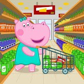 icono Supermercado: Juegos de compras para niños