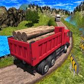 icono Truck Driver Cargo