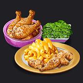 icono Familias virtuales: cocinar