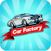 icono Idle Car Factory: Car Builder, Tycoon Games 2021