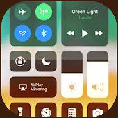 icono Centro de control iOS 14