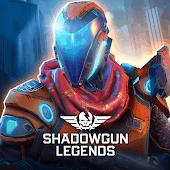 icono Shadowgun Legends: FPS Juegos de Disparos Online