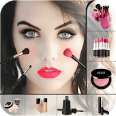 icono Maquillaje Photo Salón de belleza-Estilo de moda