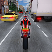icono Race the Traffic Moto