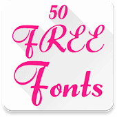 icono Fuentes para FlipFont 50 #6