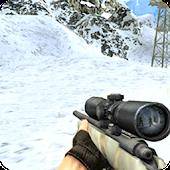 icono Tiro de Sniper de Montaña