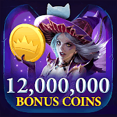 icono Scatter Slots - Juegos de tragaperras gratis 777