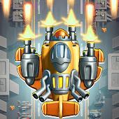 icono HAWK: Juegos de naves. Juegos de aviones de guerra