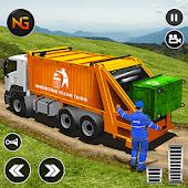 icono Offroad Garbage Truck: Juegos de conducción