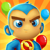 icono Bloons Supermonkey 2