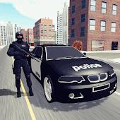 icono persecución policial