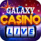 icono Galaxy Casino Live - Poker,Slots,Keno