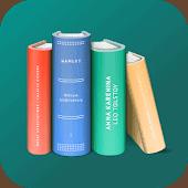 icono PocketBook libro ePup, PDF, Comics, Adobe DRM, AZW