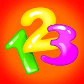 icono Aprender números: juego educativo para niños,bebés