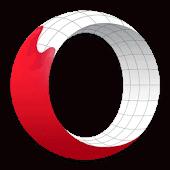 icono Navegador Opera versión beta