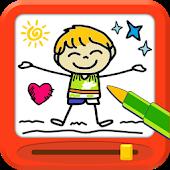 icono Magic Board - Doodle & Color