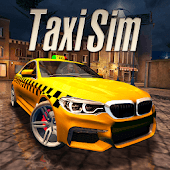icono Taxi Sim 2020