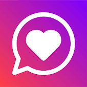 icono LOVELY – Coquetea, chatea, sal en citas, gratis