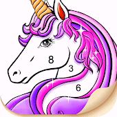 icono Tap Color-Colorear por números& Arte Para Colorear