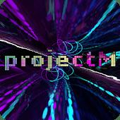 icono projectM visualizador de músic