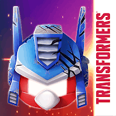 icono Angry Birds Transformers