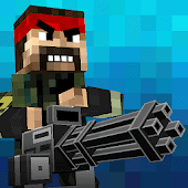 icono Pixel Fury: 3D Multijugador