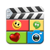 icono Creador de Collages de Video