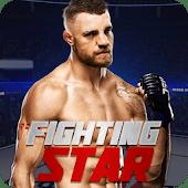 icono Estrella de lucha