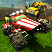 icono Crash Drive 2:Racing 3D multi