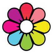 icono Recolor: libro de colorear para adultos gratis