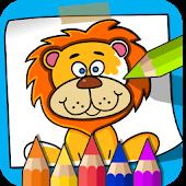 icono Pintar y Aprender Animales