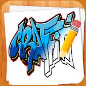 icono Cómo Dibujar Graffitis