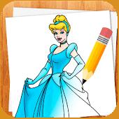 icono Cómo Dibujar Princesas
