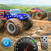 icono Racing Xtreme 2: Top Monster Truck & Offroad Fun
