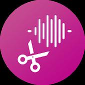 icono Editor de Audios - cortar música, hacer tonos