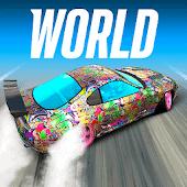 icono Drift Max World: juego de carreras de derrapes