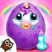 icono My Baby Unicorn - Cuidado y vestido de un pony