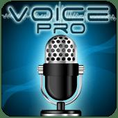 icono Voice PRO - HQ Audio Editor