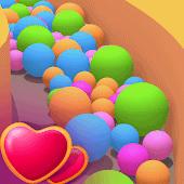 icono Sand Balls -  Increíble juego de Rompecabezas