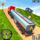 icono Camión cisterna de petróleo